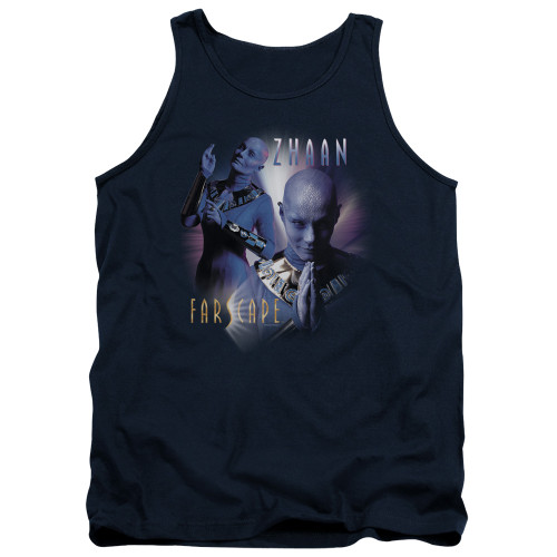 Image for Farscape Tank Top - Zhaan
