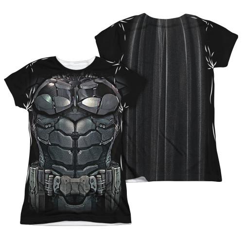 Image Closeup for Batman Arkham Knight Girls Sublimated T-Shirt - Uniform