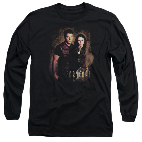 Image for Farscape Long Sleeve Shirt - Wanted