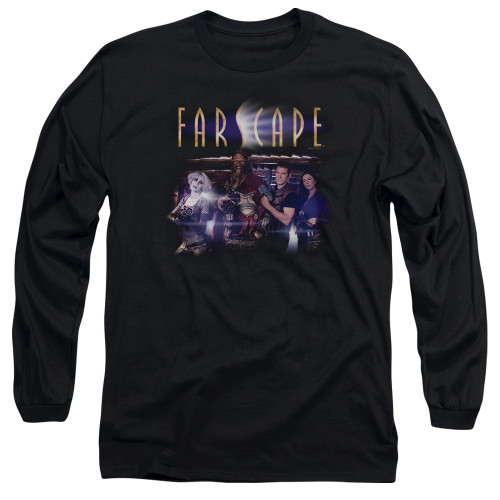 Image for Farscape Long Sleeve Shirt - Flarescape