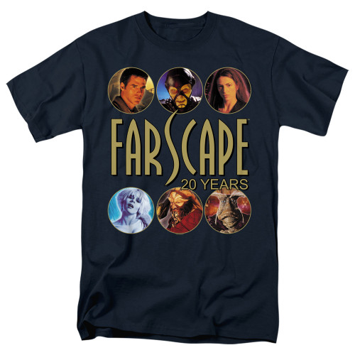 Image for Farscape T-Shirt - 20 Years