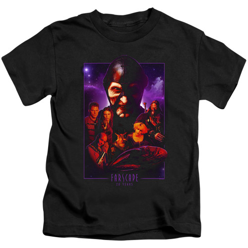 Image for Farscape Kids T-Shirt - 20 Years Collage