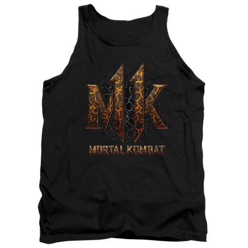 Image for Mortal Kombat XI Tank Top - MK11 Lava
