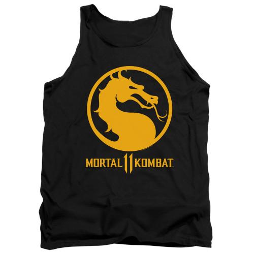 Image for Mortal Kombat XI Tank Top - Dragon Logo