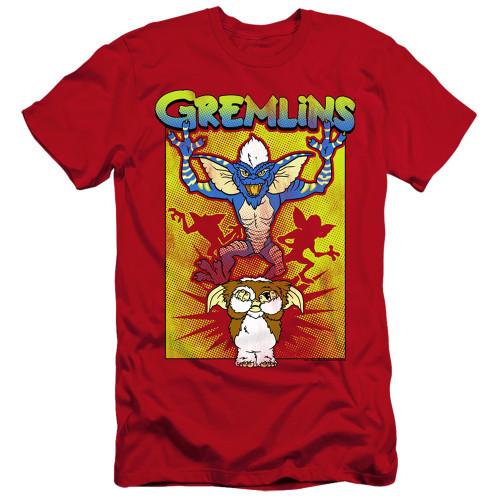 Image for Gremlins Premium Canvas Premium Shirt - Be Afraid
