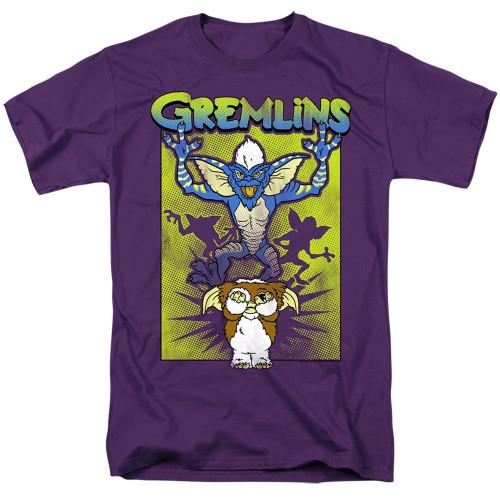 Image for Gremlins T-Shirt - Stripe Fear