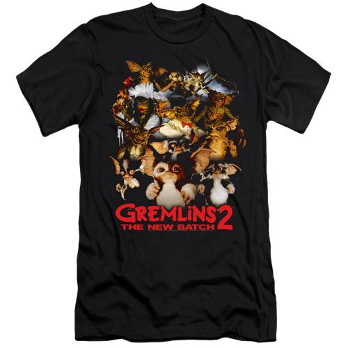 Image for Gremlins Premium Canvas Premium Shirt - Gremlins 2 Goon Crew