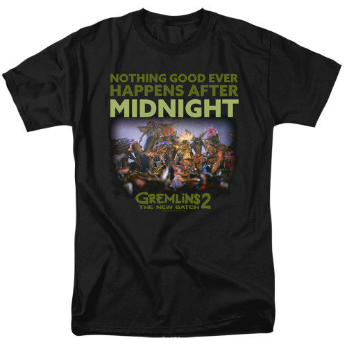Image for Gremlins T-Shirt - Gremlins 2 After Midnight