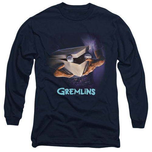 Image for Gremlins Long Sleeve Shirt - Original Poster