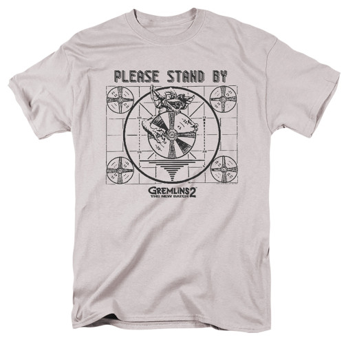 Image for Gremlins T-Shirt - Gremlins 2 Please Stand By