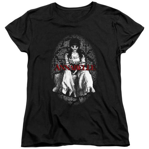 Image for Annabelle Womans T-Shirt - Monotone