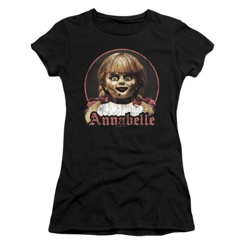 Image for Annabelle Girls T-Shirt - Portrait