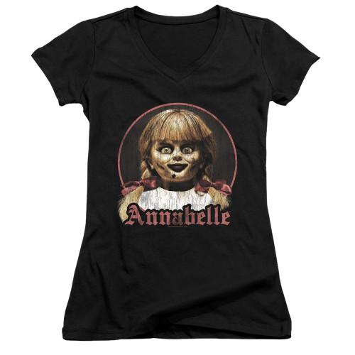 Image for Annabelle Girls V Neck - Portrait