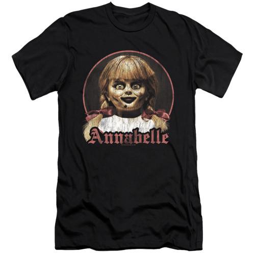 Image for Annabelle Premium Canvas Premium Shirt - Portrait