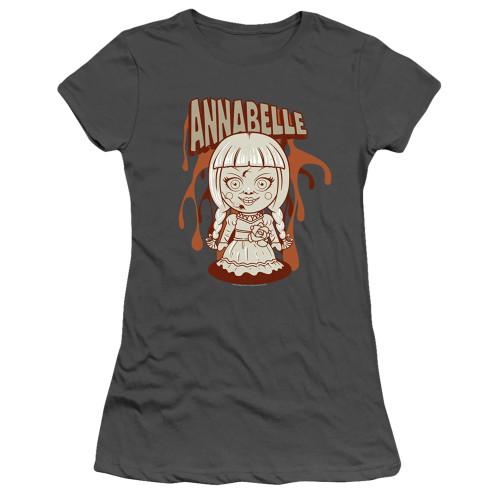 Image for Annabelle Girls T-Shirt - Illustration