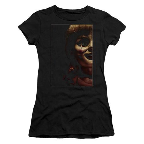 Image for Annabelle Girls T-Shirt - Doll Tear