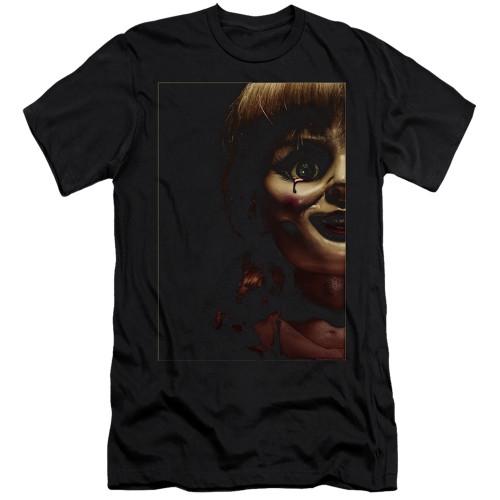 Image for Annabelle Premium Canvas Premium Shirt - Doll Tear