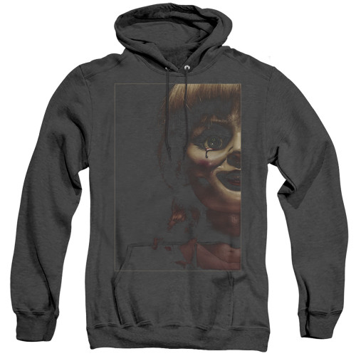 Image for Annabelle Heather Hoodie - Doll Tear