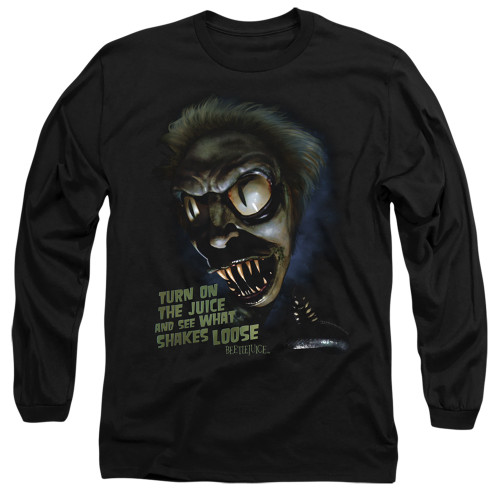 Image for Beetlejuice Long Sleeve Shirt - Chuck's Daughter