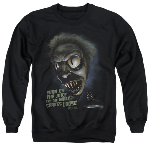 Image for Beetlejuice Crewneck - Chuck's Daughter