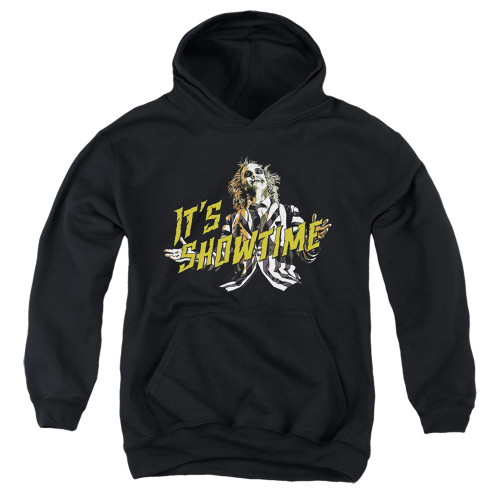 Image for Beetlejuice Youth Hoodie - Showtime