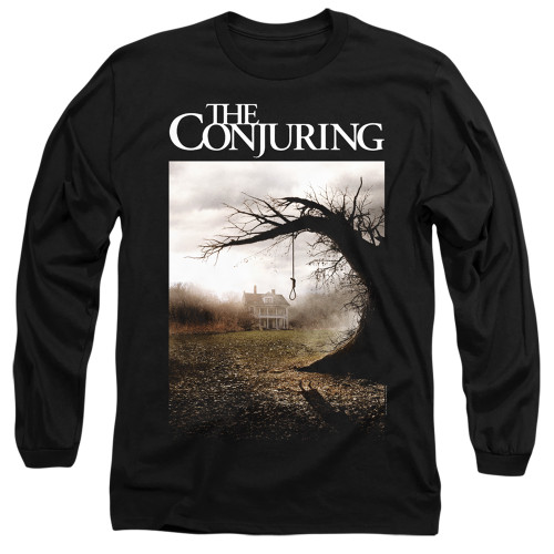 Image for The Conjuring Long Sleeve Shirt - Poster