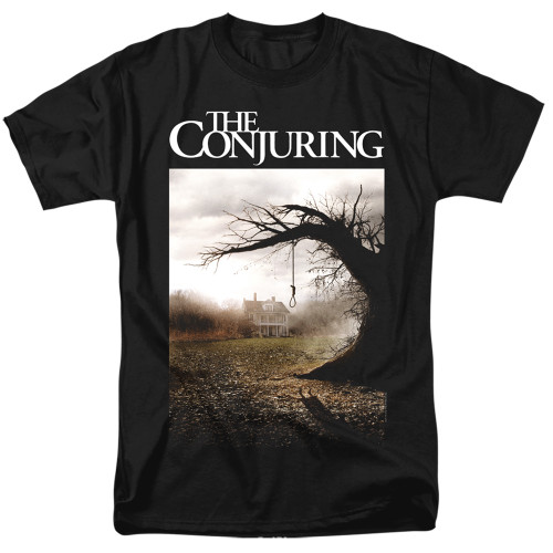 Image for The Conjuring T-Shirt - Poster