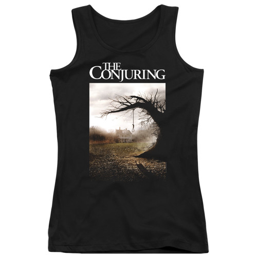 Image for The Conjuring Girls Tank Top - Poster