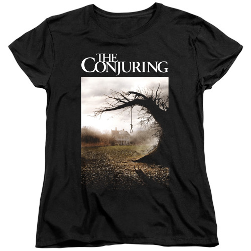 Image for The Conjuring Womans T-Shirt - Poster