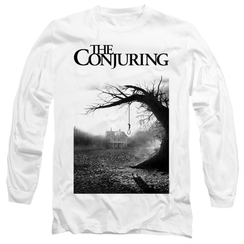 Image for The Conjuring Long Sleeve Shirt - Monotone Poster