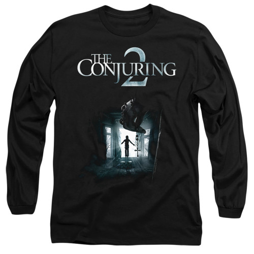Image for The Conjuring Long Sleeve Shirt - Conjuring 2 Poster