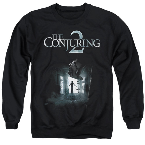 Image for The Conjuring Crewneck - Conjuring 2 Poster