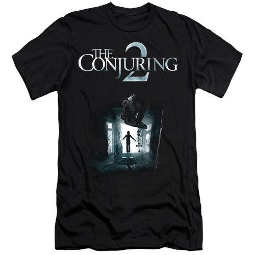 Image for The Conjuring Premium Canvas Premium Shirt - Conjuring 2 Poster
