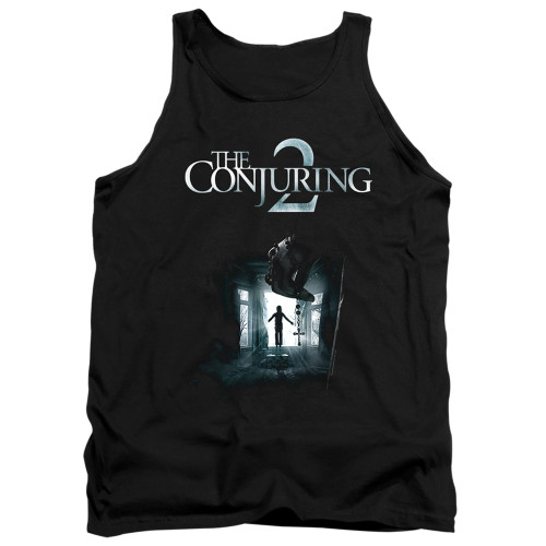 Image for The Conjuring Tank Top - Conjuring 2 Poster