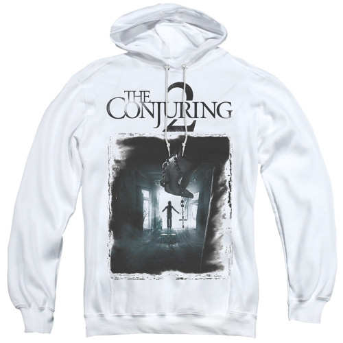 Image for The Conjuring Hoodie - Conjuring 2 Montone Poster