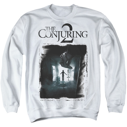 Image for The Conjuring Crewneck - Conjuring 2 Montone Poster