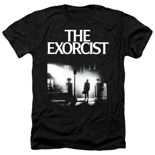 Image for The Exorcist Heather T-Shirt - Poster