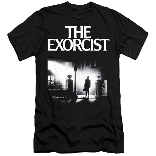 Image for The Exorcist Premium Canvas Premium Shirt - Poster