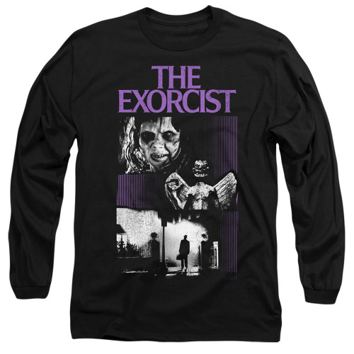 Image for The Exorcist Long Sleeve Shirt - What an Excellent Day
