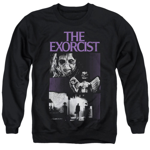 Image for The Exorcist Crewneck - What an Excellent Day