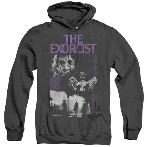 Image for The Exorcist Heather Hoodie - What an Excellent Day