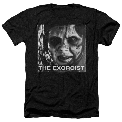 Image for The Exorcist Heather T-Shirt - Regan Approach