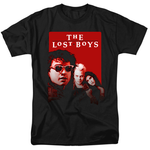 Image for The Lost Boys T-Shirt - Michael David Star