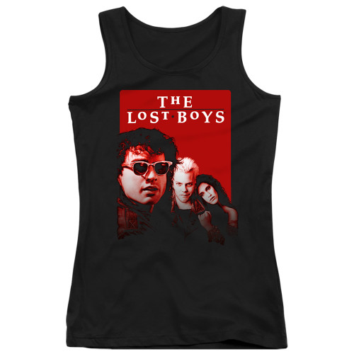 Image for The Lost Boys Girls Tank Top - Michael David Star