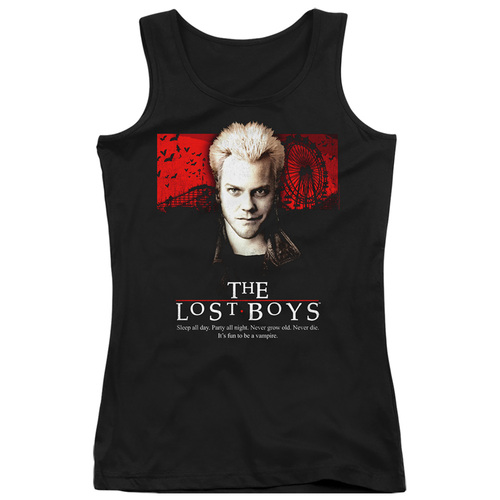 Image for The Lost Boys Girls Tank Top - Be One of Us