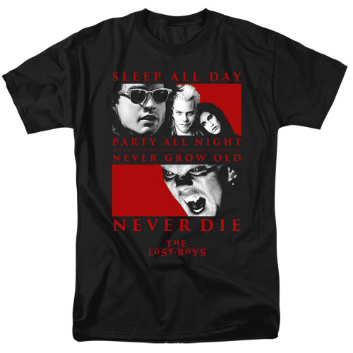 Image for The Lost Boys T-Shirt - Never Die