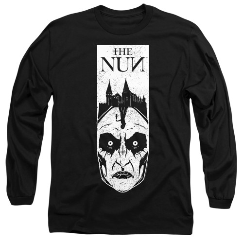 Image for The Nun Long Sleeve Shirt - Gaze