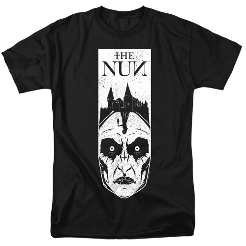 Image for The Nun T-Shirt - Gaze