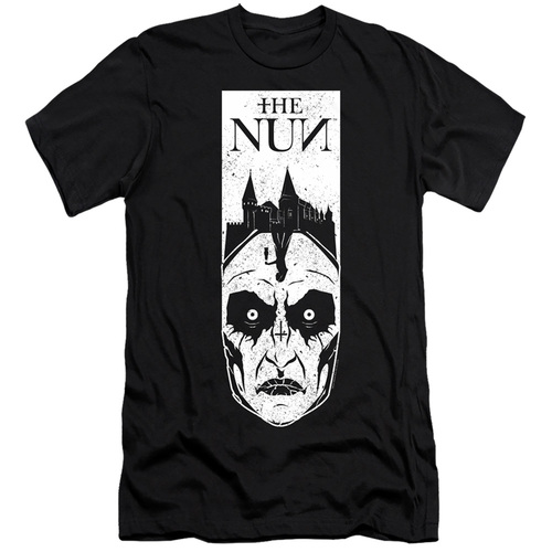 Image for The Nun Premium Canvas Premium Shirt - Gaze