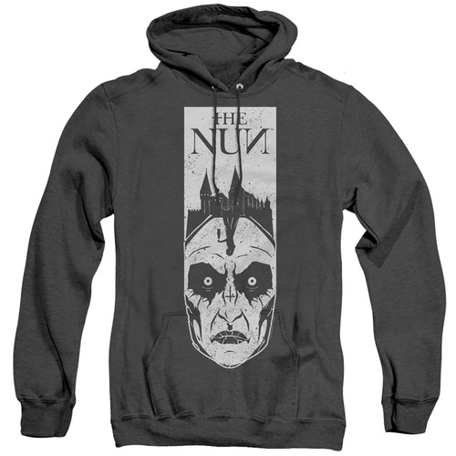 Image for The Nun Heather Hoodie - Gaze